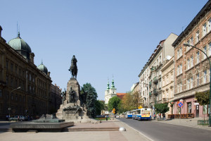 virtual address in the heart of Krakow